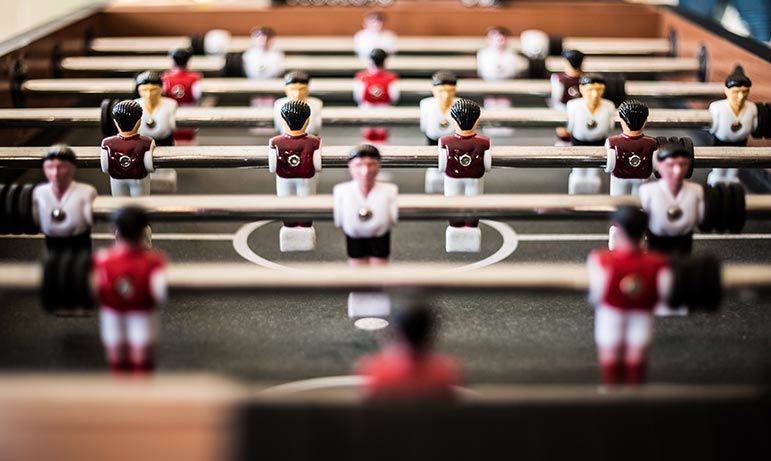 Creating High Performance Teams – a case study